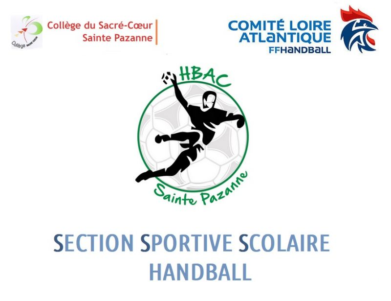 Section sportive scolaire handball