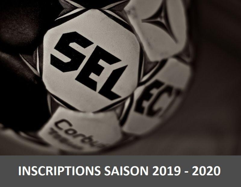 Inscriptions hbac 2019-2020:  c'est parti !
